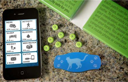 薬に取り付けて健康状態を調べられるセンサーIngestible Sensor。米国ではデジタルヘルスケアのスタートアップが数多く誕生している。 (画像出典:http://internetmedicine.com/2012/08/31/ingestible-sensors-in-pills-approved-by-fda/)